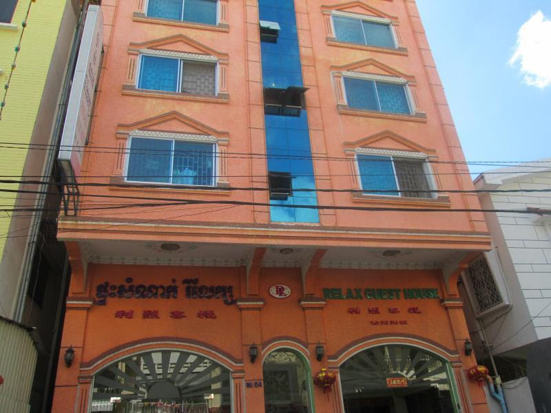 Relax Guesthouse Reviews