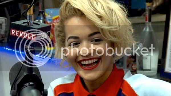 Rita Ora does The Breakfast Club!