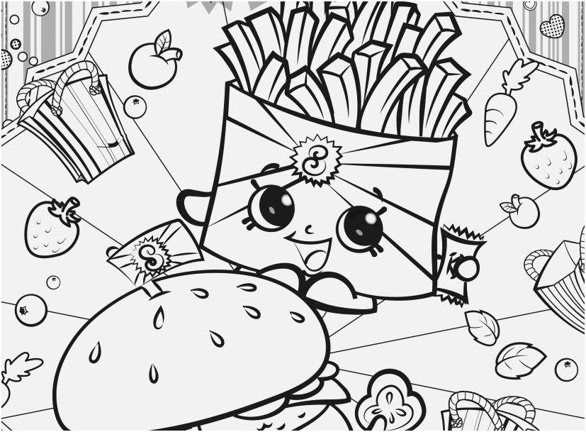 Choc Mint Charlie From Shopkins Chef Club Coloring Page - Coloring And  Drawing