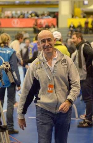 No Mundial, Jordi reestreia no comando da Seleção masculina Foto: Santiago Russo/Photo&Grafia / Divulgação