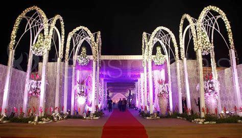Contemporary Wedding Planners & Decorators in Delhi   FNP