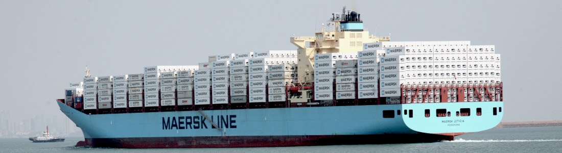 Divide & Conquer: Maersk Splits to Go After Competition