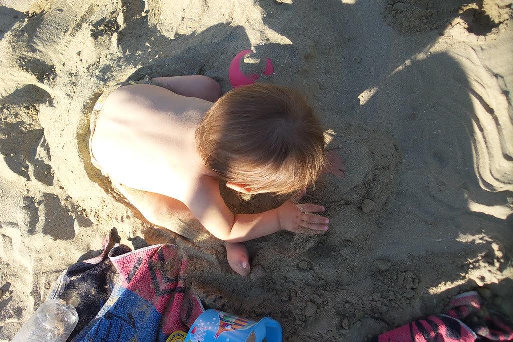 Che l'esplorazione della #sabbia inizi!