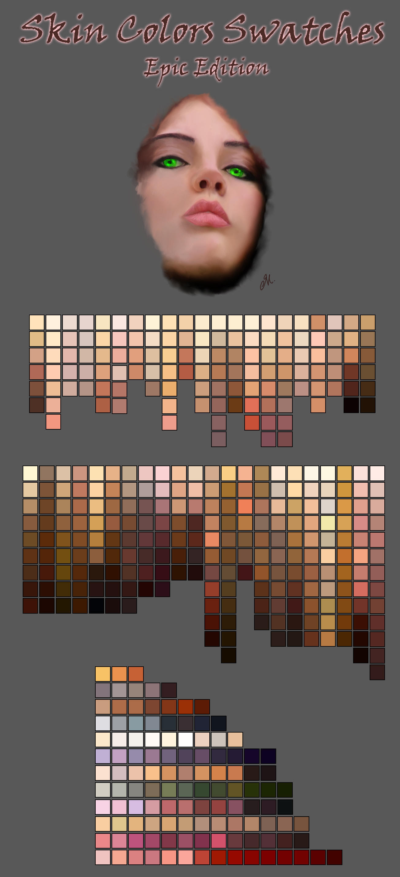 Photoshop: More Spring Color Palette Madness | Photoshop ...