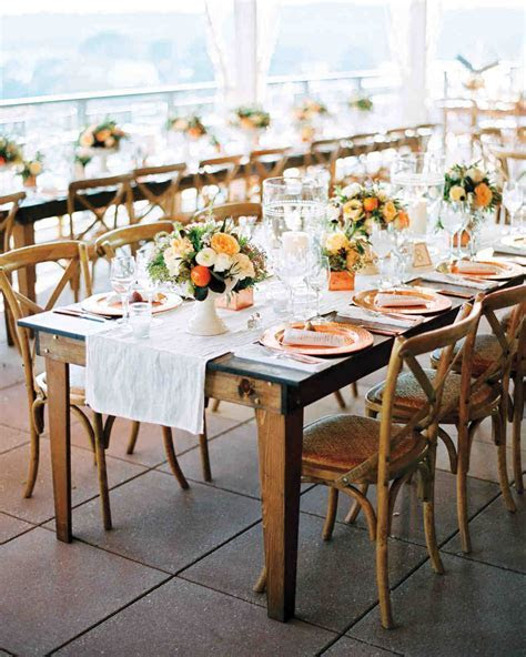 Kathryn and Jon?s Rustic Rooftop Wedding in D.C.   Martha