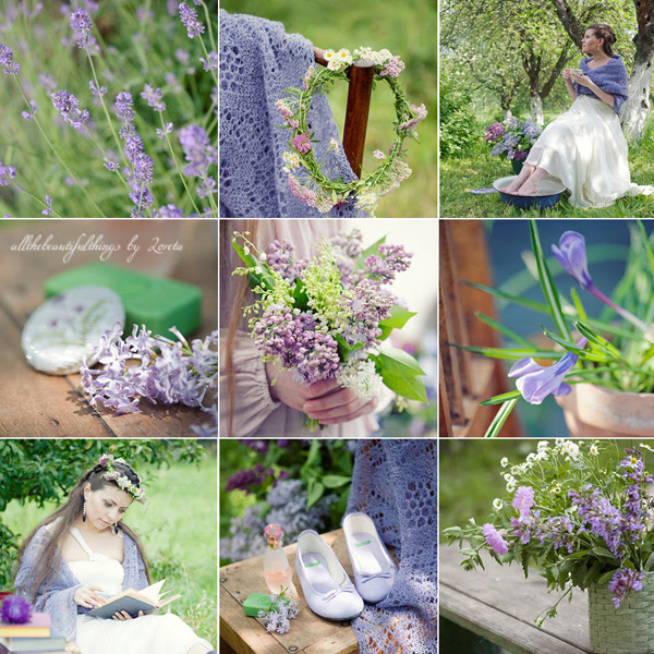 Lavender&Green