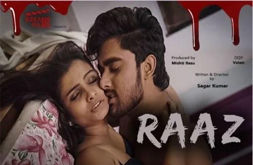 Raaz (2021) - Dreams Films Web Series Season 1 (EP 1 Added)