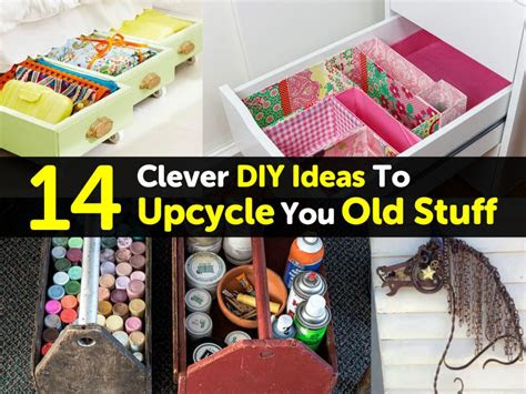 clever diy ideas  upcycle   stuff