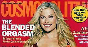 COSMOPOLITAN cover story: The Blended O.