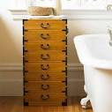 Tansu Japanese Jewelry Chests and Bathroom Chests