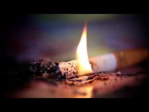 kebakaran akibat rokok