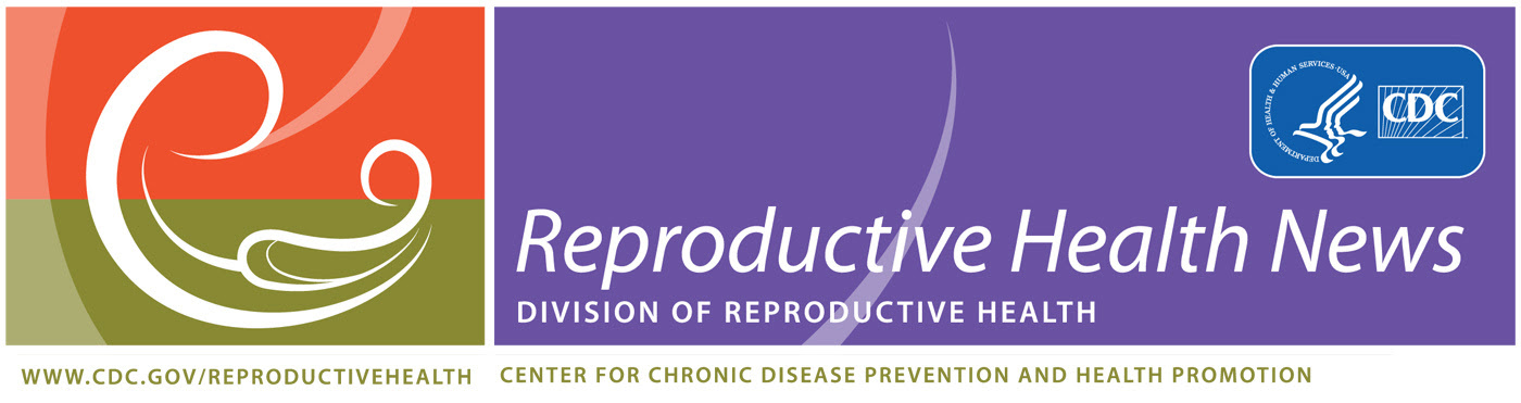 CDC's Division of Reproductive Health