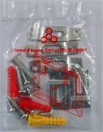 Picture Frame Hardware Wood Frame Security Hanger Metal Frame