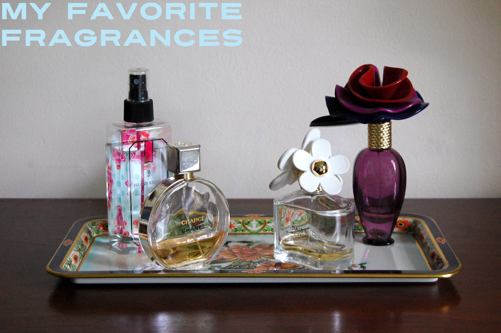 My Favorite Fragrances