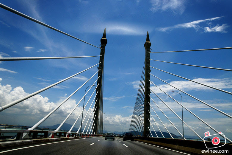 Penang-Bridge by ewinee