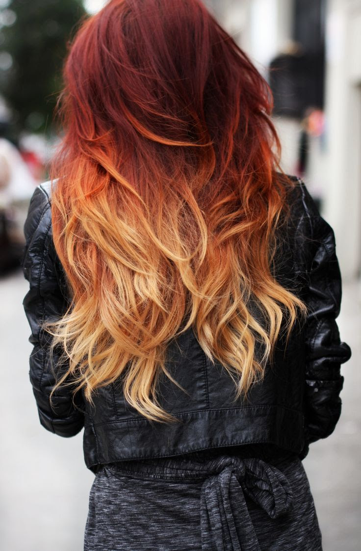 10 Two Tone Hair Colour Ideas To Dye For PoPular Haircuts