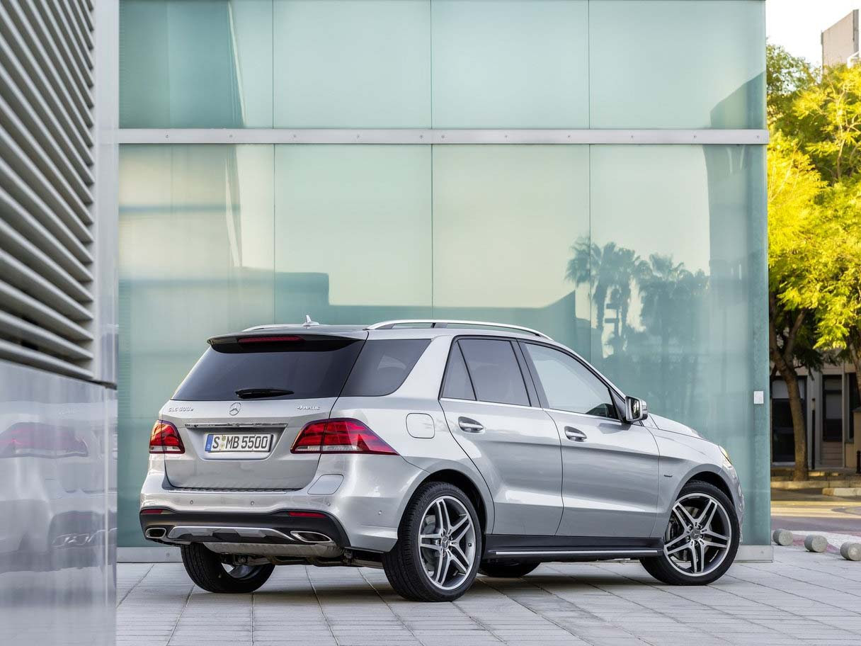 2019 MERCEDES BENZ GLE Class SUV Lease Offers - Car Lease CLO