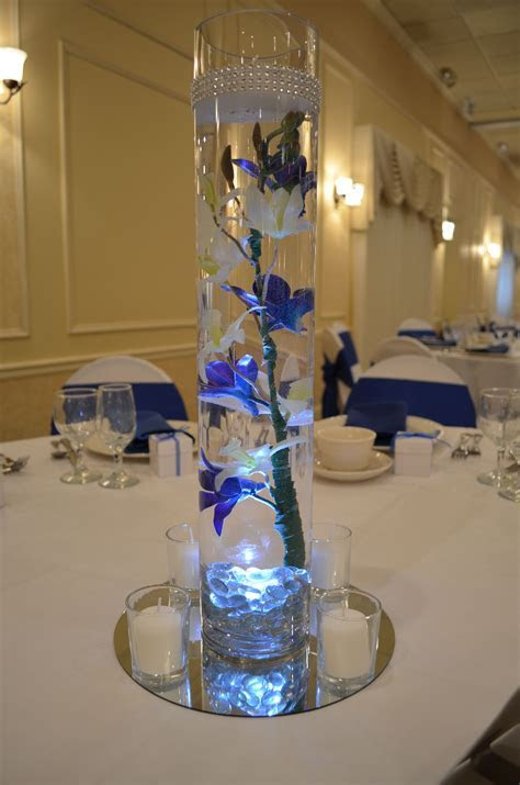 Table centerpiece   this is without floating candle or tea