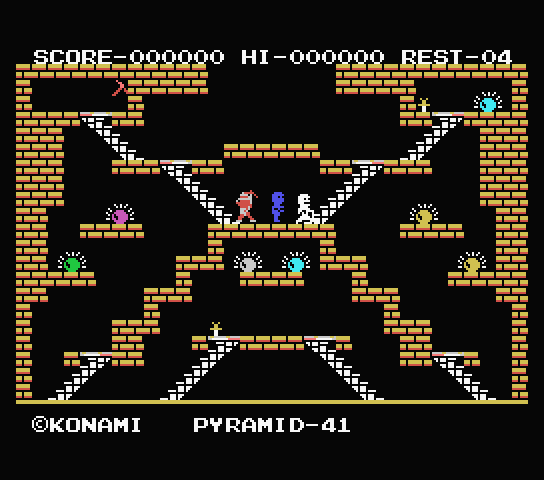 King´s Valley - Msx