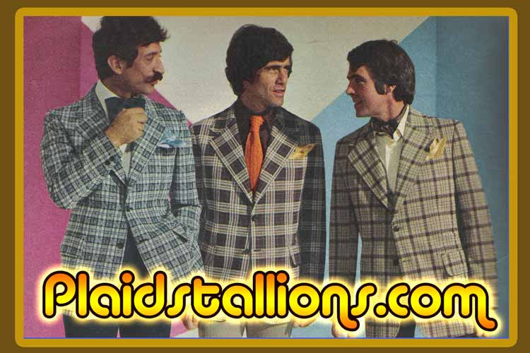the original plaid stallions