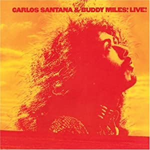 "Cover of ""Carlos Santana & Buddy Miles: L..."