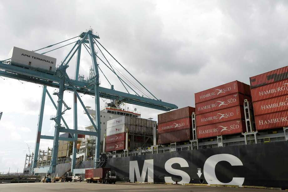 Image result for export activity at port