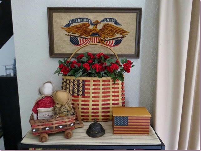patriotic decor