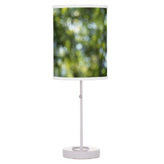 Bokeh in Spring Table Lamps