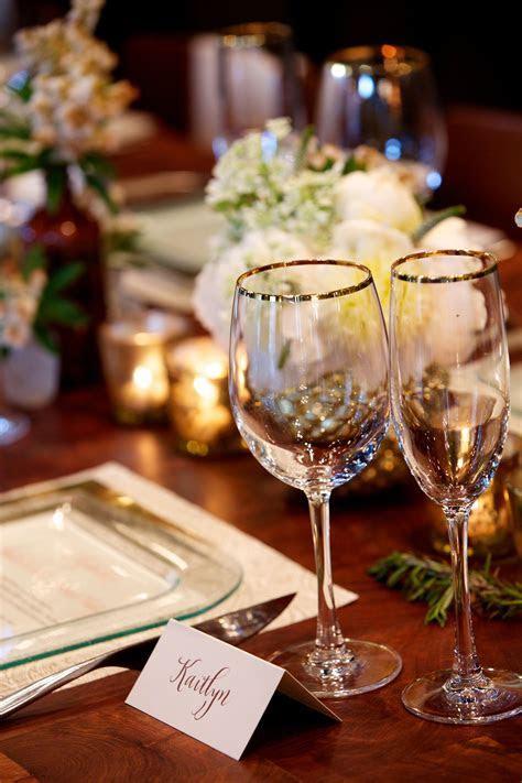 An Elegant Bachelorette Dinner Party in Washington, D.C