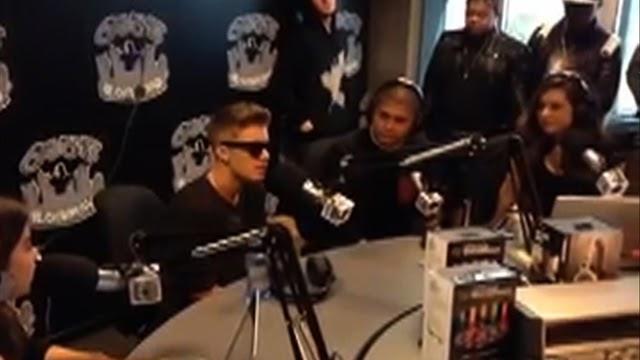Justin Bieber - #Retiring [VIDEO]