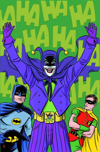 Batman 66 #20