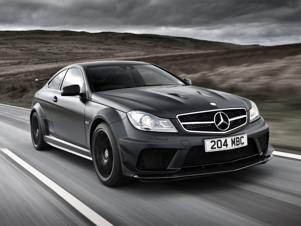 2013 Mercedes C63 AMG Black Series Coupe - Picture 450529 ...