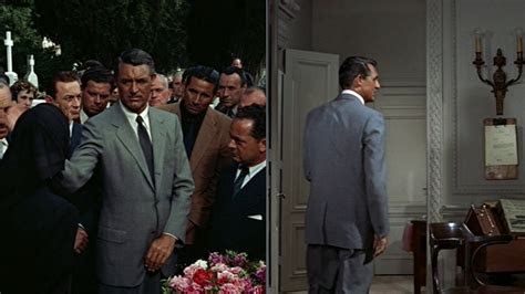 cary grants gray suit   catch  thief bamf style