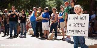 I am not an experiment