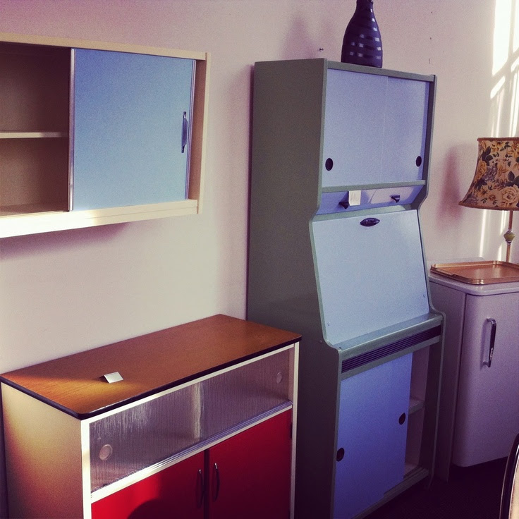 50s kitchen units... | If I had a house... | Pinterest