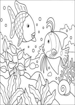 Coloriages Arc En Ciel Page 1 Héros