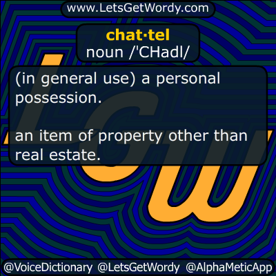 chattel 05/04/2018 GFX Definition