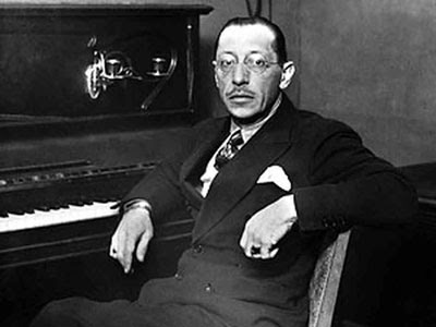 Igor Stravinsky | Tacky Harper's Cryptic Clues