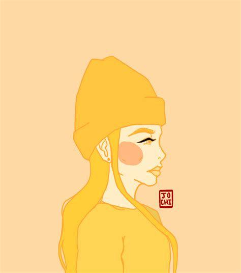 yellow aesthetic  jvchi  deviantart