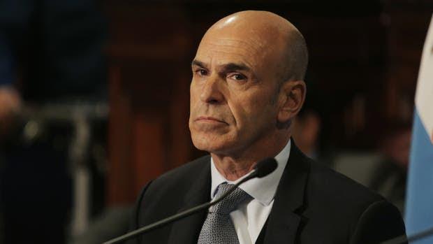 El titular de la Agencia Federal de Inteligencia, Gustavo Arribas