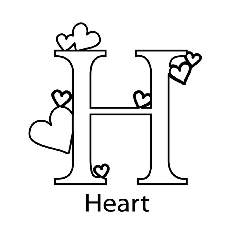 Alphabet Coloring Pages Free Printable. Seek Sketch Color Alphabet ...