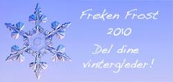 Frøken Frost 2010