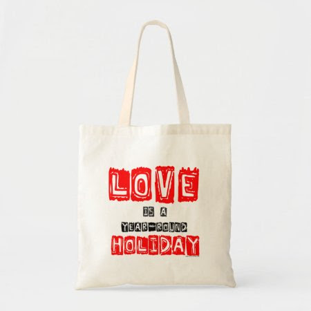 Love Holiday bag