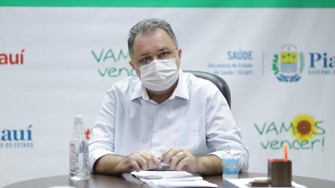 Piauí recebe 110 mil doses da vacina AstraZeneca nesta quinta-feira (21)