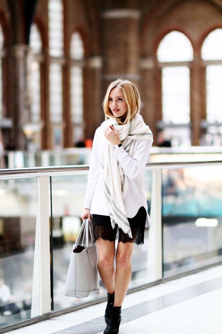 scarves | framboise fashion