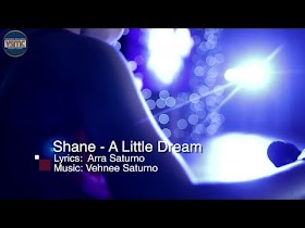 A Little Dream by Shane Aludud [Official Music Video]