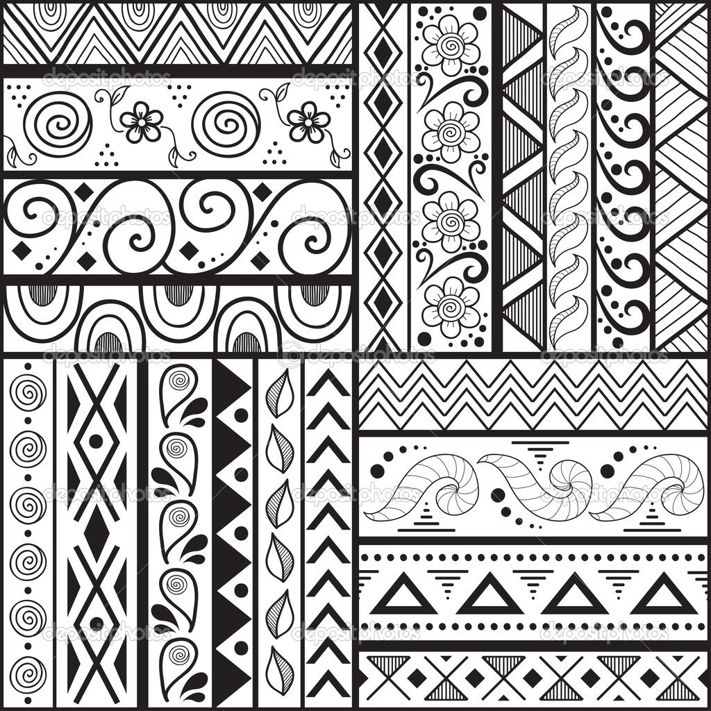 Cool Drawing Designs Black And White At Getdrawingscom Free For