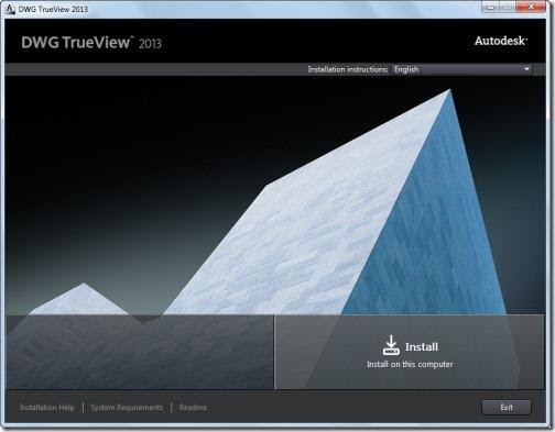 JTB World Blog: Autodesk DWG TrueView 2013 Download and