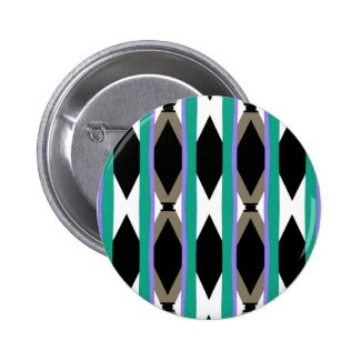 1930s Elevator Design Pinback Button