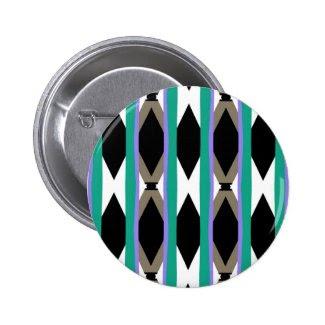 1930s Elevator Design Pinback Button